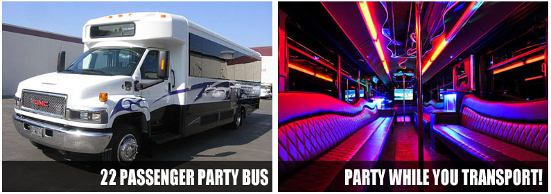 bus rental greensboro
