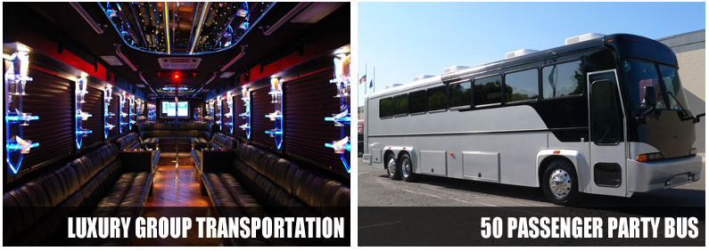 bus rentals greensboro