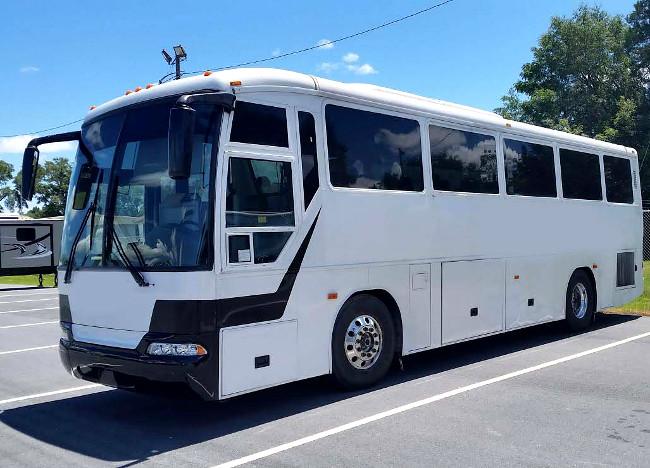 Greensboro 36 Passenger Shuttle Bus