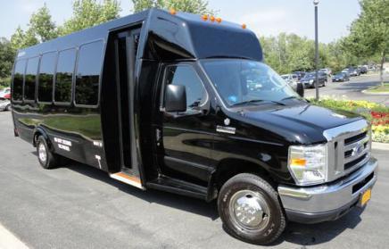 Greensboro 40 Person Shuttle Bus